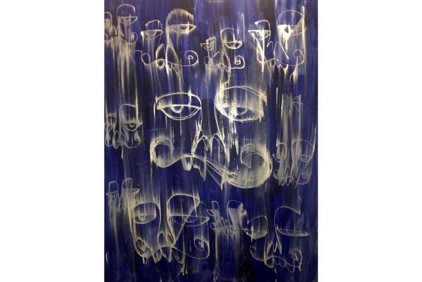 Harif Guzman Cur8 Contemporary Art Gallery New York Ny