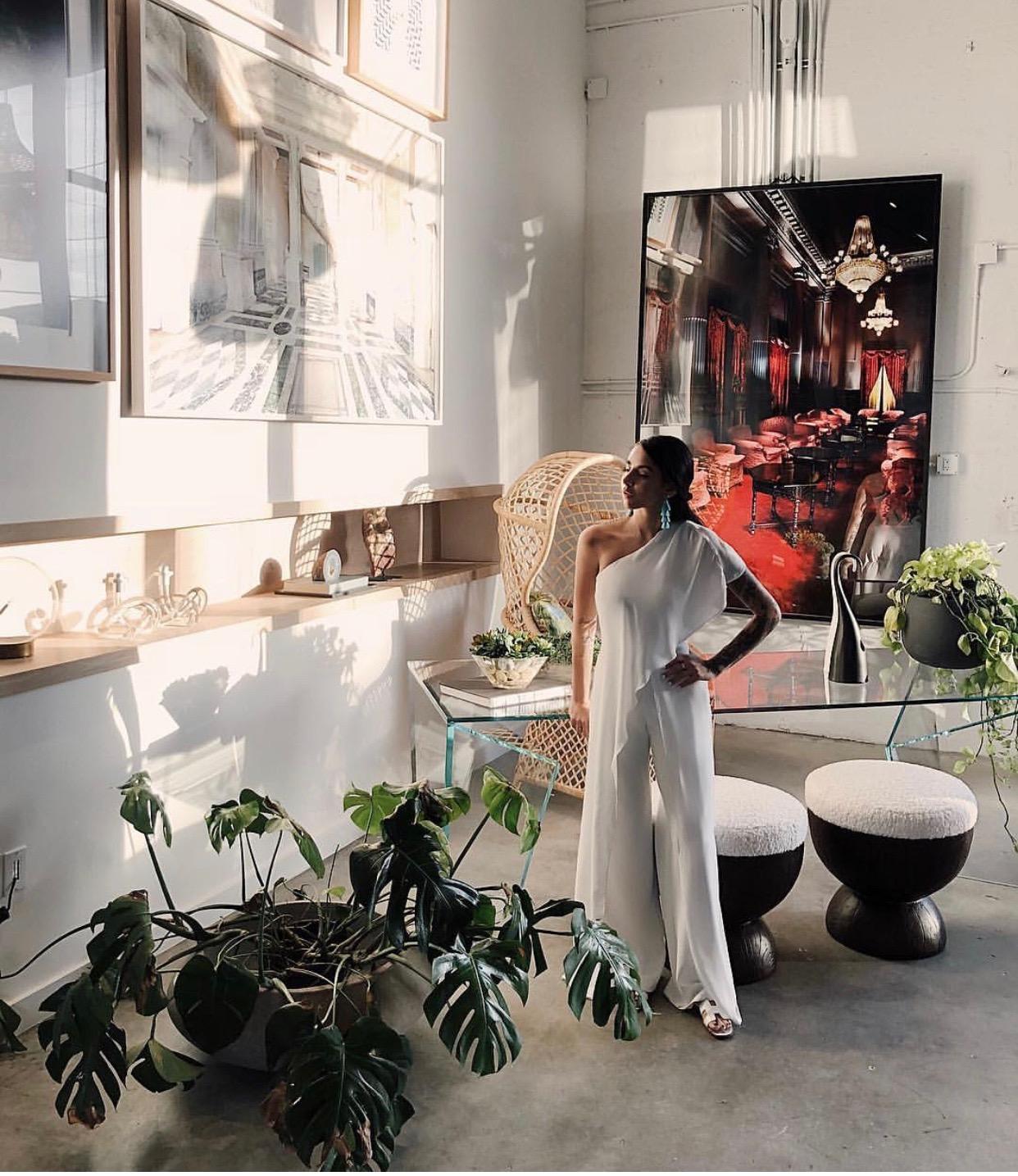Ashley Ramos, Cur8 Gallery Director and CEO